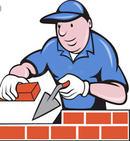 **Bricklayer/Mason Available**