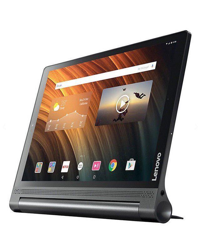 New Lenovo YOGA Tab 3 Plus Tablet, Android, 32GB, Wi-Fi, 10.1, Black