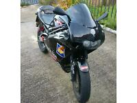 Aprilia rs125 FULL POWER 35 BHP learner legal