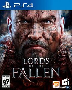 *BNIB* Lords of the Fallen for PS4