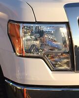 2014 F150 headlights, rear lights, rear cab light
