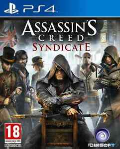 Assassin's Creed Syndicate Perfect Condition! $20 or your offer. West Island Greater Montréal image 1