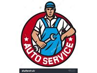 Car mechanic and recovery service