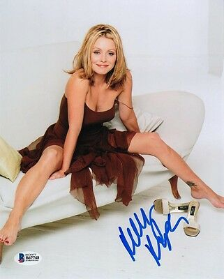 Kelly Ripa Signed Autographed 8X10 Photo Live With Kelly  Very Rare Beckett Bas