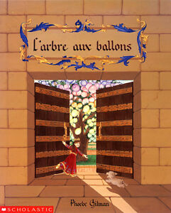 """French Story Book: """"L'arbre aux ballons"""""""