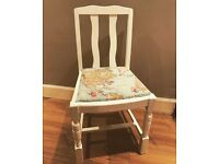 Lovely Upcycled Chair