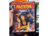 Several dvds for sale