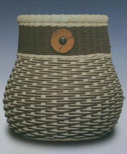 Basket Weaving Pattern Uno by Candace Katz