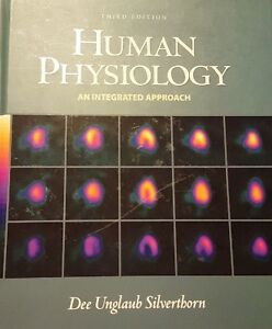 Human Physiology An Integrated Approach - Silverthorn