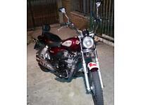 Yamaha 125cc cruiser very relible