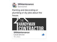 Handyman available.