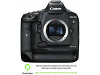 Canon EOS 1D X Mark II -- Read the ad description before replying!!