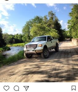 LIFTED 2005 F150 Lariat - Trade for Dirtbike