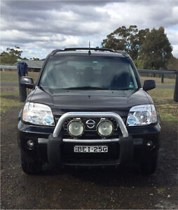 Nissan Xtrail Ti 2006 Muswellbrook Muswellbrook Area Preview