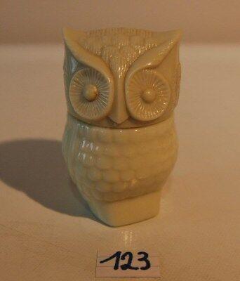 C123 Ancien Flacon de parfum AVON Hibou