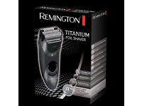 NEW Remington Titanium MS-5120 Shaver