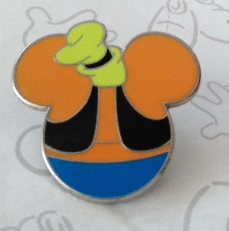 Goofy Hat Mickey Mouse Icon Mystery Pouch 2011 Disney Pin 86554