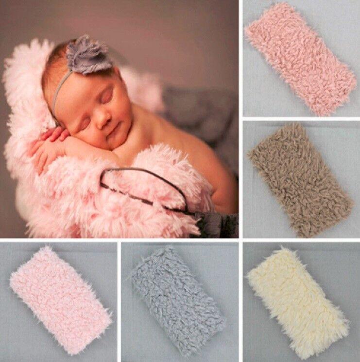 Baby Neugeborenen Plüschdecke Fotoshooting Foto Props Fotoshooting Babydecke