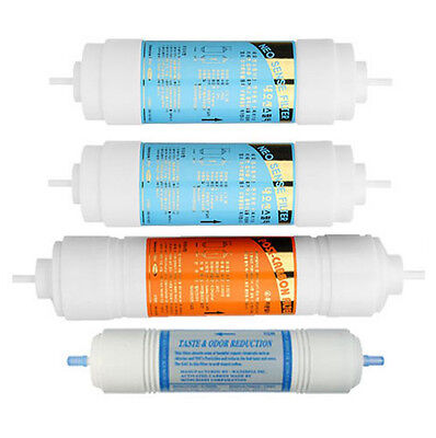 4pcs Replacement Water Filter Set for Coway CHP-03AL/AR Purifier FREE SHIPPING