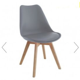 For sale: pair of BRAND NEW Habitat dining chairs