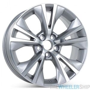 WANTED. TOYOTA HIGHLANDER RIMS