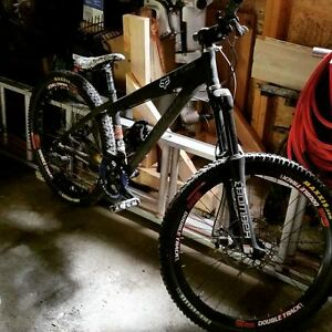 Specialized P2 w/ upgrades