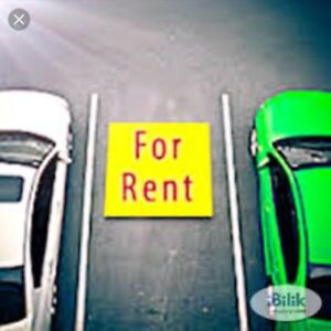 LOOKING TO RENT PARKING SPACE