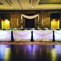 Wedding Decor & Wedding Linens