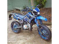 Yamaha dt 125 supermoto