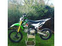 2018 MotoX1 YX 160 160cc pitbike dirtbike /125 140 m2r stomp wpb