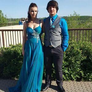 Real Graduation Dress