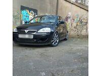 Vauxhall corsa vxr z20let vxr 280bhp