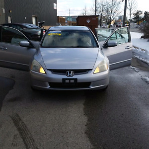 2005 Honda Accord! 276,529km