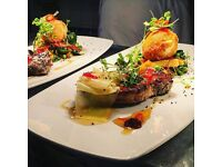 Senior Sous Chef, £30,000, Woking, Live in Available