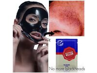 3X Black mask makes your skin smooth