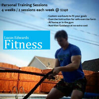 Personal Fitness Training & Online Fitness Coaching