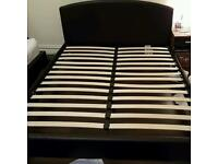 Used kingsize bedframe