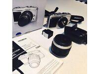 Olypus Pen E-P1 Camera