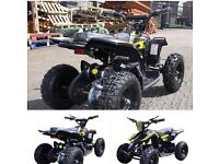 Petrol and electric QUADS! Brand new built abd tested