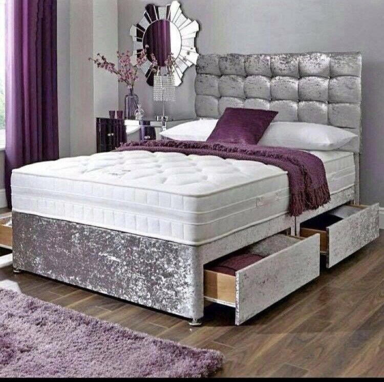 Ni Express Delivery Divan Bed Sets With Luxury Mattress And Free Headboard In Dromore County Tyrone Gumtree
