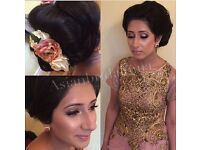 Party Hair & Makeup - Birmingham Makeup Artist / MUA for guest & Bridal Parties. Asian Bridal MUA