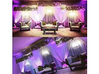 VENUE FOR HIRE | Weddings | Birthday Parties | Church Halls | Mehndi Functions |