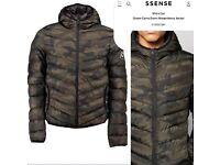 Mens moncler camo jacket not polo stone island armani versace