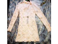 Francesca Couture Dress Size 6/8