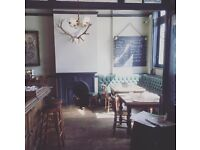 Live in Assistant Manager required for Gastro Pub £23-25k