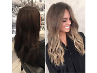 Low maintenance hair colour -located in Huddersfield balayage plus much more -new private salon -