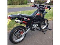 Aprilia mx50 50cc learner legal motorbike moped