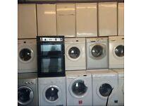 Washing machines fridge freezers freestanding cookers washer dryers warranty delivery