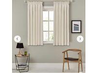 John Lewis linen curtains