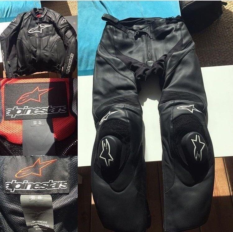 NOW £125 WAS £175 Alpinestars GP Plus R Jacket & Missile Pants